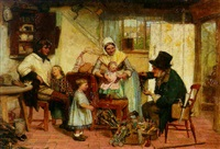 the toy seller by david henry friston