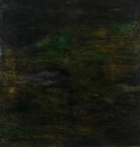 gegenstücke: lake zurich. night reflections by richard dunlop