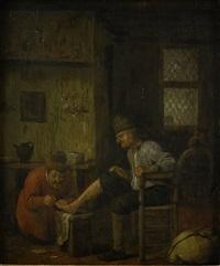 pedicure by pieter harmensz verelst
