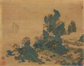瀛州图 by Chinese School on ar...