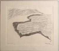 gray sea by milton avery