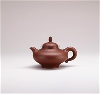 huaying teapot by gu ting