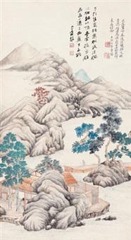 觅诗图 by jiang jian