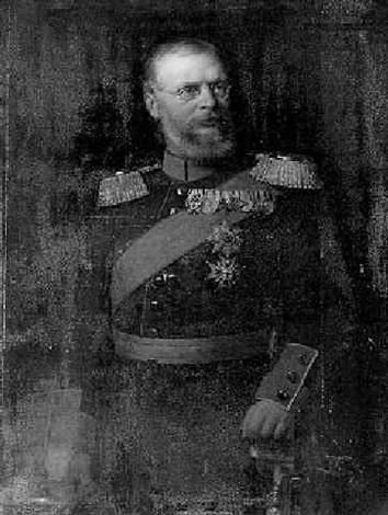 porträt könig ludwigs iii als kronprinz by rudolf wimmer
