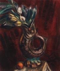 le poisson aux tulipes by henri le fauconnier