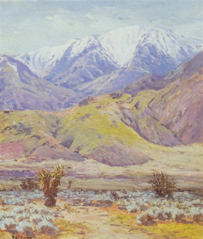 san gorgonio pass by william p krehm