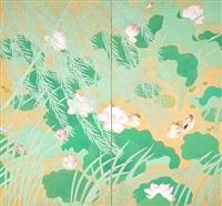 suzukaze (cool wind) by hashimoto koei