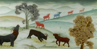 odlazak jelena by josip and ivan generalic