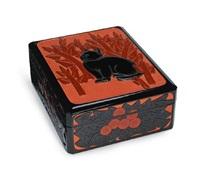 a tebako (accessory box) by yamashita yosai