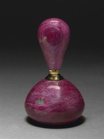 a perfume bottle by luis alberto quispe