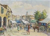 mercato napoletano by angelo pisani