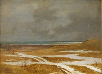 landskapsstudie by johan thomas lundbye