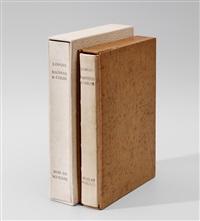 les pastorales de longus ou daphnis & chloé. traduction d'amyot. revue et complétée par p.-l. courier by aristide maillol