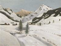 berner oberland by nicolas von roessel