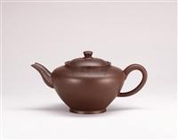 champion teapot by jiang shun ying