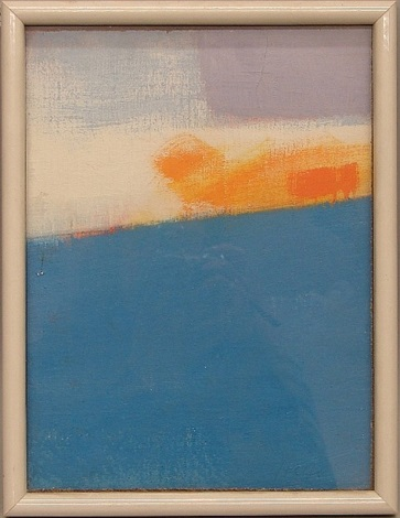 abstract scene by carl robert holty