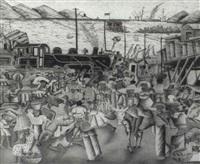 chemin de fer by gesner abelard