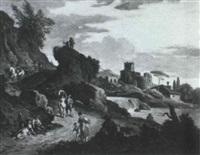 dutch village by alois bach