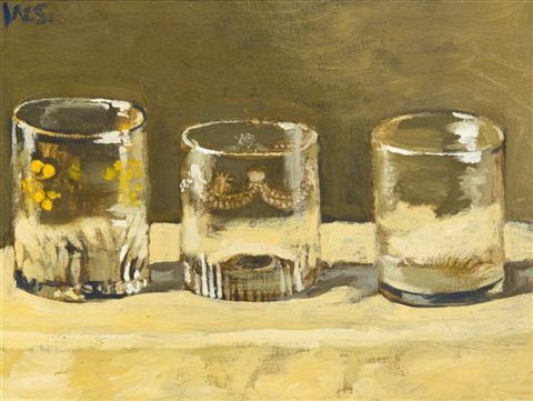 three glasses by walter stuempfig