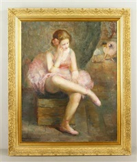 ballerina by marian williams steele