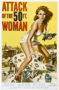 attack of the 50 foot woman by allied artists