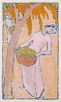 obsternte by cuno amiet