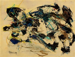 die rivalen by karel appel