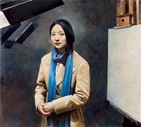 画室 by yuan zhengyang