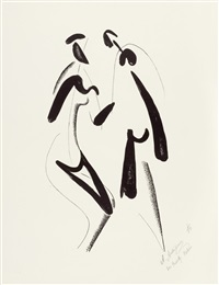 rencontre by alexander archipenko