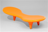 chaise longue orgone by marc newson