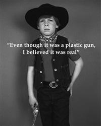 david age five / cowboy by judy gelles