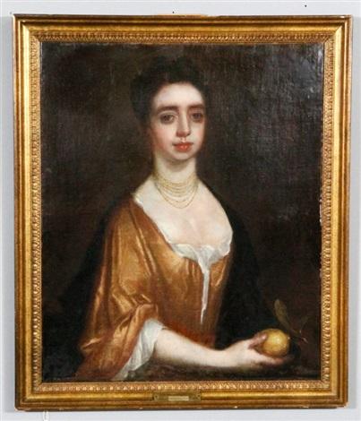 portrait of a lady by john wollaston