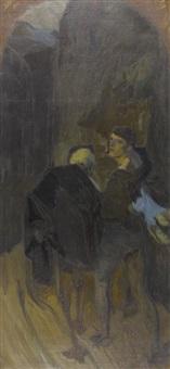 der duellant mit dem tod by robert von haug