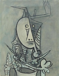 totem by wifredo lam
