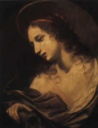 st. mary magdalen by orazio fidani