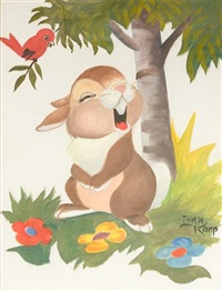 thumper by lynn karp