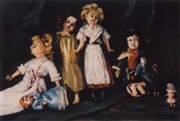 puppenfamilie by léonie david