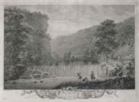 views of derbyshire by thomas (of derby) smith