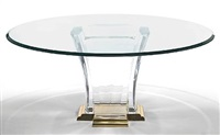 gw 1010 dining table by jeffrey bigelow