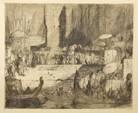 begrafenis aan de ganges by marius bauer