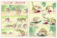 la cuisine chinoise (2 works) by reiser