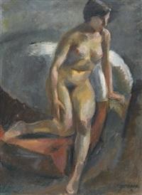 weiblicher akt by martin lauterburg
