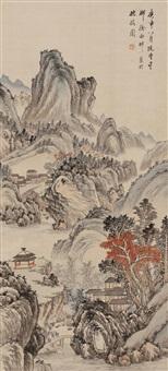landscape by xu xicun
