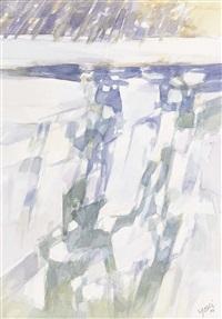 paysage d'hiver by yoki (emil aebischer)