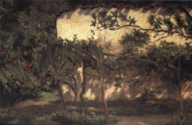 el huerto by josé arpa perea