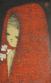 untitled (various sizes; 9 works) by kaoru kawano