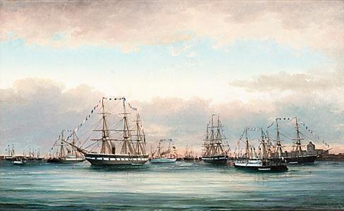 hamninloppet göteborg med älvsborgs fästning by edvard skari