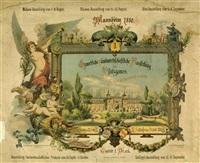 gewerbliche & landwirthschaftliche ausstellung des pfalzgaues by oscar auer
