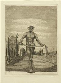 victor (sieger) by gottardo guido segantini