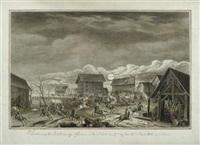 vorstellung der expedition zu affoltern in der nacht von 27 ten auf den 28 ten marti 1804 by johann jakob aschmann